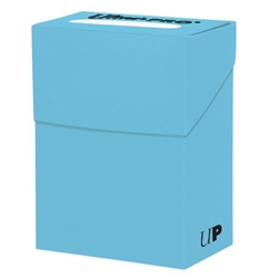 Picture of Card Light Blue Deck Box