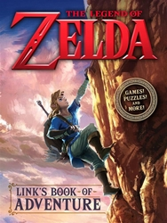 Picture of Legend of Zelda Link's Book of Adventure HC