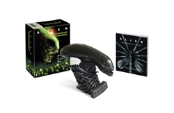 Picture of Alien Hissing Xenomorph & Illustrated Book Mini-Kit