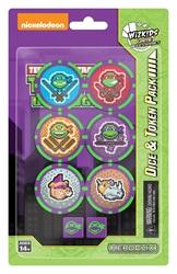 Picture of Teenage Mutant Ninja Turtles Heroclix Unplugged Dice & Token Pack