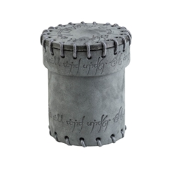 Picture of Elvish Graphite Leather Dice Cup