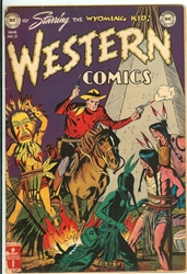 Picture of Western Comics #21
