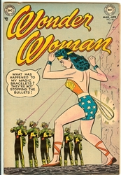 Picture of Wonder Woman #58