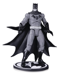 Picture of Batman Black and White Capullo Action Figure