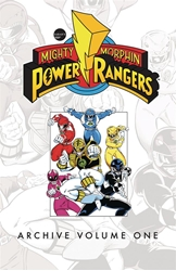 Picture of Mighty Morphin Power Rangers Archives Vol 01 SC