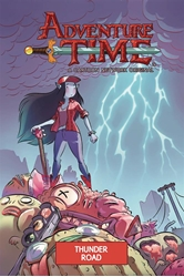 Picture of Adventure Time GN VOL 12 Thunder Road