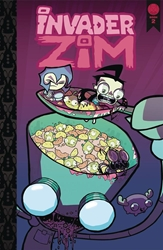 Picture of Invader Zim HC VOL 02