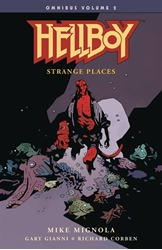 Picture of Hellboy Omnibus Vol 02 SC Strange Places
