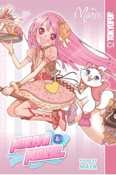 Picture of Disney Manga Miriya & Marie GN Aristocats