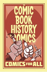 Picture of Comic Book History of Comics SC Comics for All
