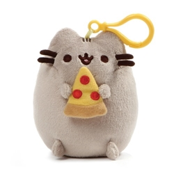Picture of Pusheen Snackable Pizza Backpack Clip