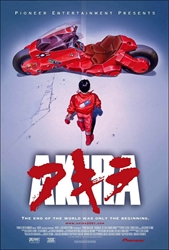"Picture of Akira Motorcycle 24"" x 36"" Poster"
