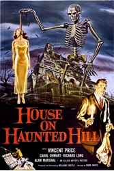 "Picture of House on Haunted Hill 24"" x 36"" Poster"