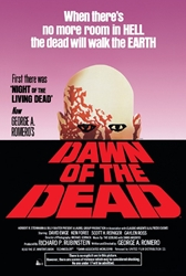 """Picture of Dawn of the Dead 24"""" x 36"""" Poster"""