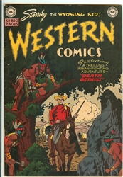 Picture of Western Comics #19