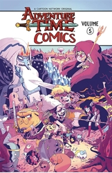 Picture of Adventure Time Comics TP VOL 05