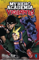 Picture of My Hero Academia Vigilantes Vol 01 SC