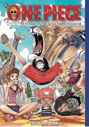 Picture of One Piece Color Walk Compendium SC East Blue Skypiea