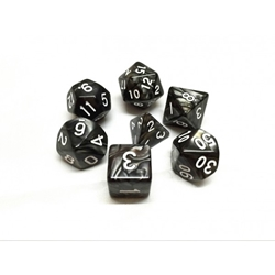 Picture of Black Pearl Dice Set