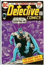 Picture of Detective Comics #436