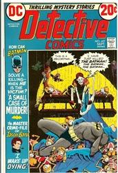 Picture of Detective Comics #427
