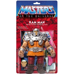 Picture of Masters of the Universe Classics Ultimate Ram Man Action Figure