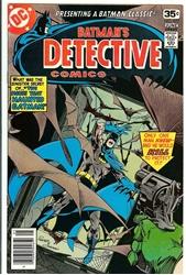 Picture of Detective Comics #477