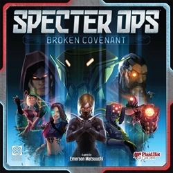 Picture of Specter Ops Broken Covenant Board Game