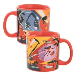 Picture of Disney Pixar The Incredibles 2 20 oz. Ceramic Mug