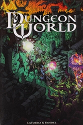 Picture of Dungeon World RPG