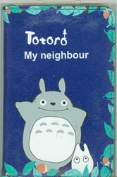 Picture of My Neighbor Totoro Navy Passport Cover