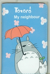 Picture of My Neighbor Totoro Blue Passport Cover