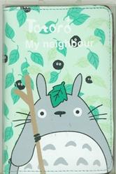 Picture of My Neighbor Totoro Green Passport Cover