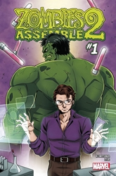 Picture of Zombies Assemble 2 #1