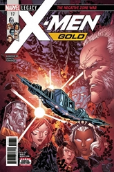 Picture of X-Men Gold (2017) #17
