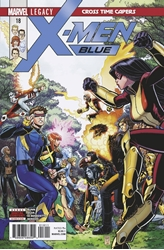 Picture of X-Men Blue #18