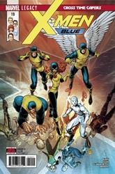 Picture of X-Men Blue #19