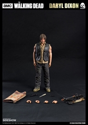 Picture of Walking Dead Daryl Dixon Sixth Scale Threezero Figure
