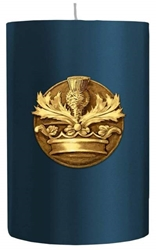 Picture of Outlander Sculpted Insignia Candle
