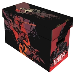 Picture of Hellboy in Hell Comic Short Box