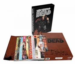 "Picture of Comic 1.5"" Stor-Folio Walking Dead 2"