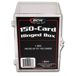 Picture of 150 Hinged Card Box