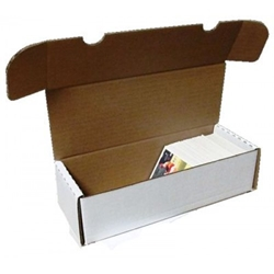 Picture of Card 3000 Count Super Shoe Storage Box