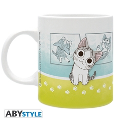 Picture of Chi's Sweet Home Pawprints 11oz Ceramic Mug