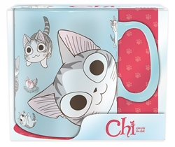 Picture of Chi's Sweet Home Kitty Poses 16oz Ceramic Mug