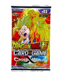 Picture of Dragon Ball Super CCG Cross Worlds Booster Pack