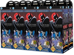 Picture of Batman Animated HeroClix Booster