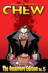 Picture of Chew Omnivore Vol 05 HC