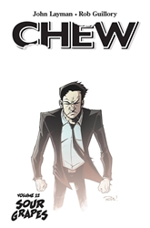 Picture of Chew Vol 12 SC