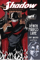 Picture of Shadow Death of Margo Lane TP